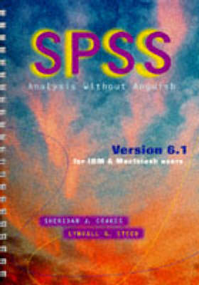 SPSS Analysis without Anguish: Version 6.1
