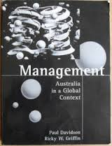Management: Australia in a Global Context