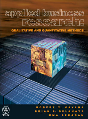 Applied Business Research: Qualitative and Quantitative Methods