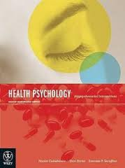 Health Psychology: Biopsychosocial Interactions - An Australian Perpective