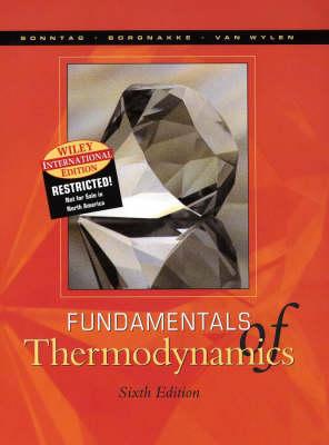 Fundamentals of Thermodynamics