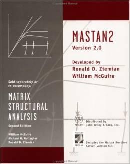 Matrix Structural Analysis: MATSTAN 2 Version 2.0