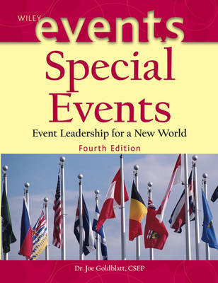 Special Events: Event Leadership for a New World