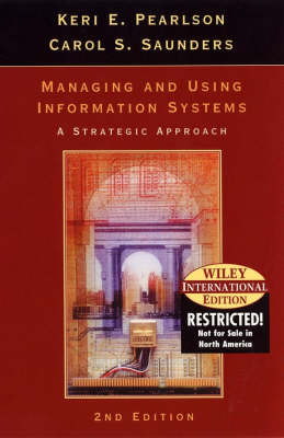 Managing and Using Information Systems
