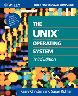 The UNIX Operating System