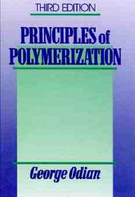 Principles Of Polymerization 3ed