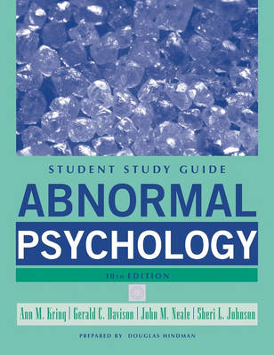 Abnormal Psychology: Study Guide