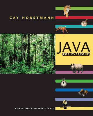 Java for Everyone
