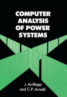 Computer Analysis of Power Systems