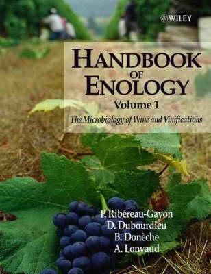 Handbook Of Enology Volumn 1