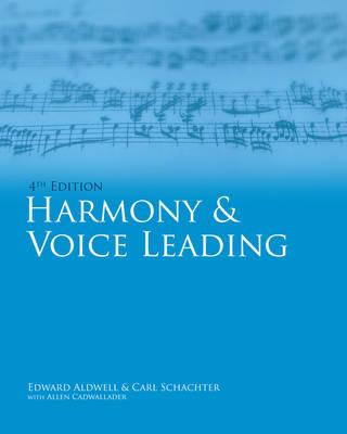 Harmony & Voice Leading