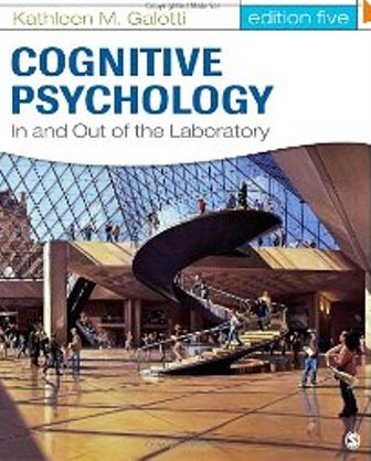 Bundle: Cognitive Psychology In and Out of the Laboratory, 4th + CogLab  on a CD, Version 2.0, 4th