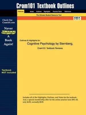 Cognitive Psychology + Coglab Cd 4ed