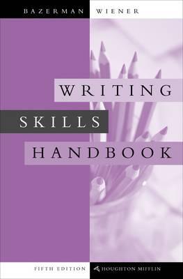 Writing Skills Handbook