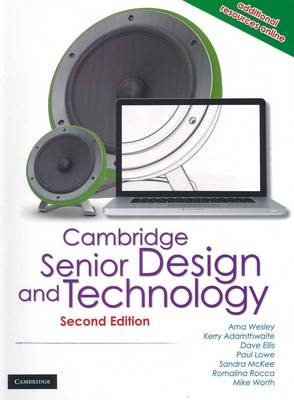 Cambridge Senior Design and Technology 2nd Edition