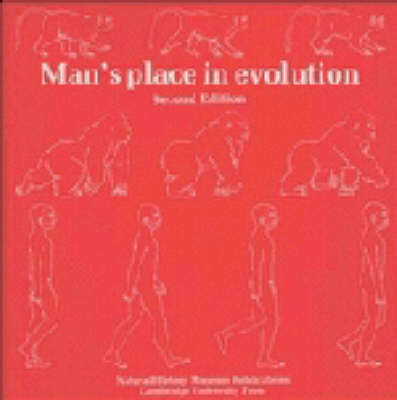Man's place in evolution