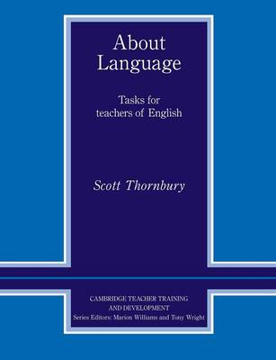 About Language: Tasks for Teachers of English