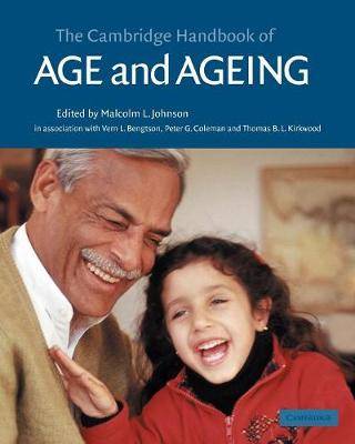 The Cambridge Handbook of Age and Ageing