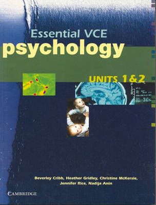 Essential VCE Psychology Units 1and 2: Units 1&2