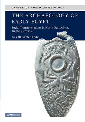 The Archaeology of Early Egypt: Social Transformations in North-East Africa, c. 10,000 to 2,650 BC