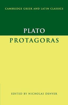 Plato: Protagoras