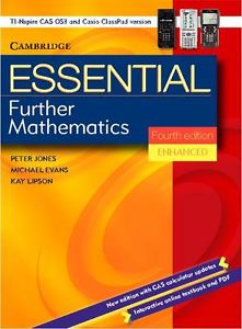 Essential Further Mathematics with CD-ROM