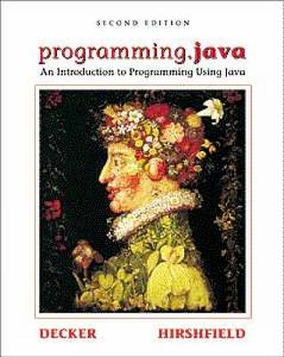 Programming.Java: An Introduction to Programming Using Java