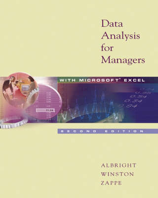 Data Analysis for Managers with Microsoft Excel