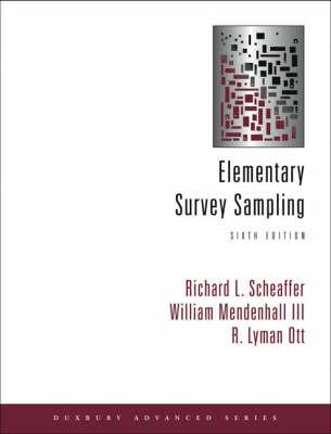 Elementary Survey Sampling