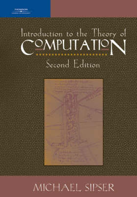 Introduction to the Theory of Computation