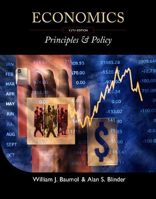 Economics : Principles and Policy