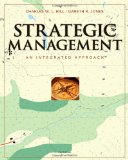 Strategic Management Theory: An Integrated Approach