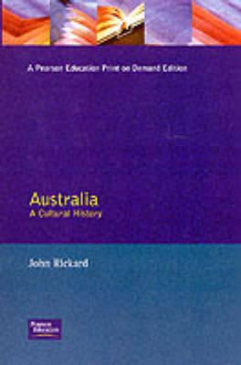 Australia: A Cultural History