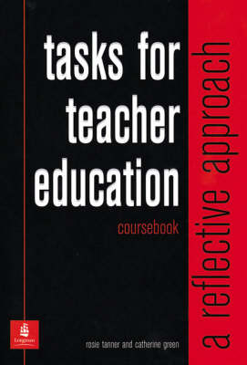 Tasks for Teacher Education: A Reference Approach Coursebook