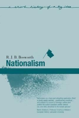 Nationalism: A Critical History