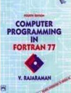 Computer Programming in FORTRAN 77
