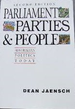 Parliament, Parties & People: Australian Politics Today