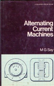 Alternating Current Machines