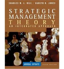 Strategic Management Theory: An Integrated Approach, Annual Update