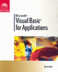 Programming with Visual Basic for Applications