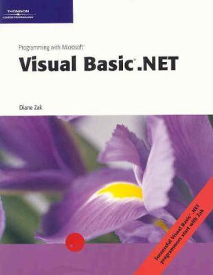 Programming with Microsoft Visual Basic.NET
