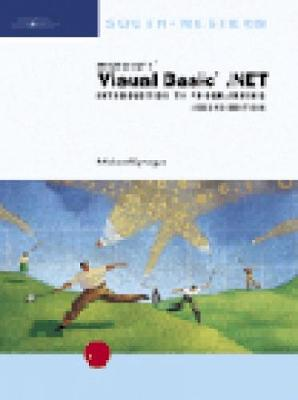 Microsoft Visual Basic.NET: Introduction to Programming