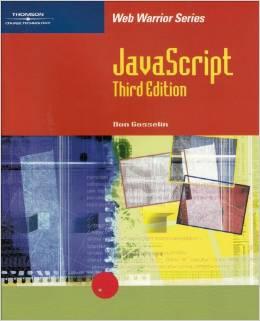 JavaScript: Comprehensive