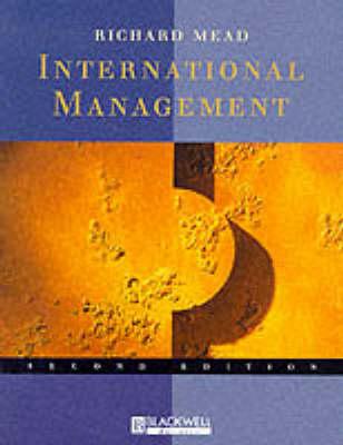 International Management: Cross-cultural Dimensions