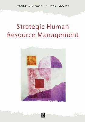 Strategic Human Resource Management: A Reader