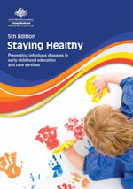 Staying Healthy in Child Care: Preventing Infectious Diseases in Child Care: Preventing Infectious Diseases in Child Care