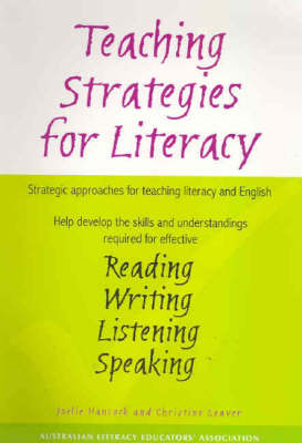Teaching Strategies for Literacy Strategic Approaches for Teaching Literacy and English