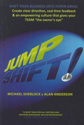 Jumpshift!: How to Plan, Strategise and Execute for Business Success