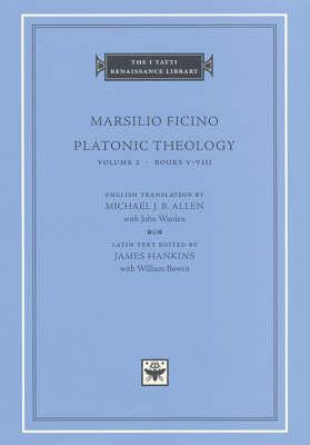 Platonic Theology: v.2, Bks.5-8