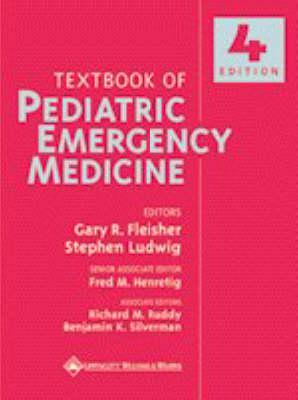 Textbook Of Pediatric Emergency Medicine 4ed